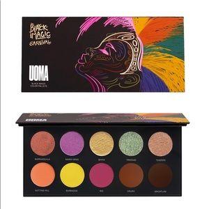 UOMA - Black Magic Carnival Eyeshadow Palette